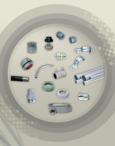 çelik borular ve bağlantı parçaları elektrik malzemeleri