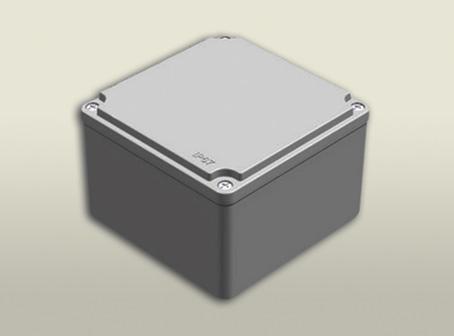 aluminyum buat 130 130 90 mm