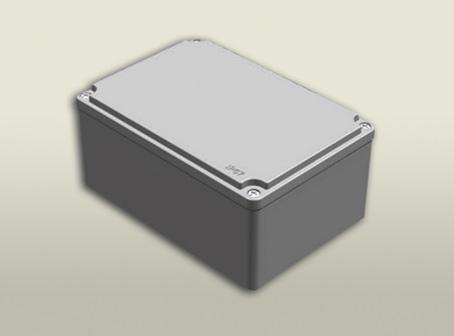 aluminyum buat 130 190 90 mm