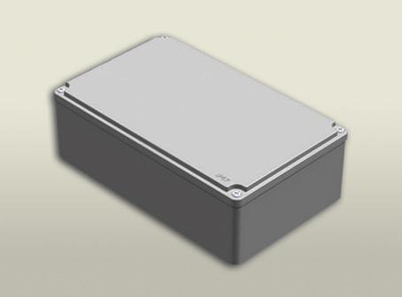 aluminyum buat 160 260 90 mm