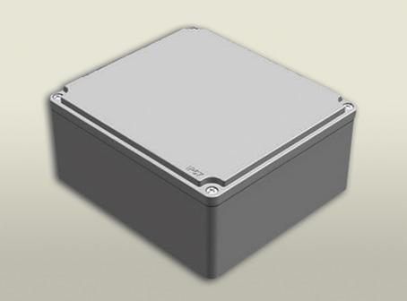 aluminyum buat 170 190 90 mm