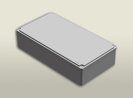 aluminyum buat 190 350 90 mm