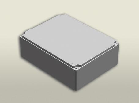 aluminyum buat 310 400 140 mm
