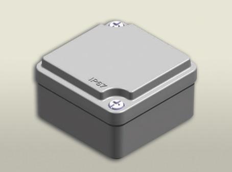 aluminyum buat 65 65 40 mm