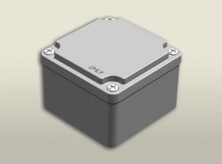 aluminyum buat 80 80 60 mm