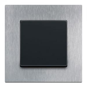 busch jaeger anahtar prizi carat siyah can